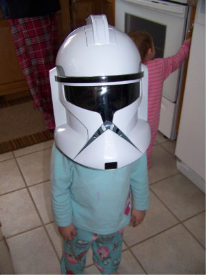 Clone Trooper Riley