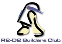 R2-D2 Builders Club Logo