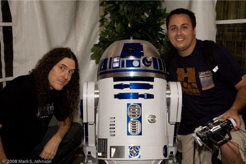 R2 D2 Builder Home